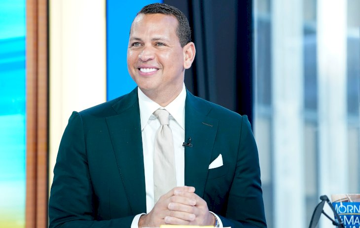 Alex Rodriguez on 'Mornings With Maria' at Fox Business Network Studios on August 08, 2019 in New York City Photo Getty Images
