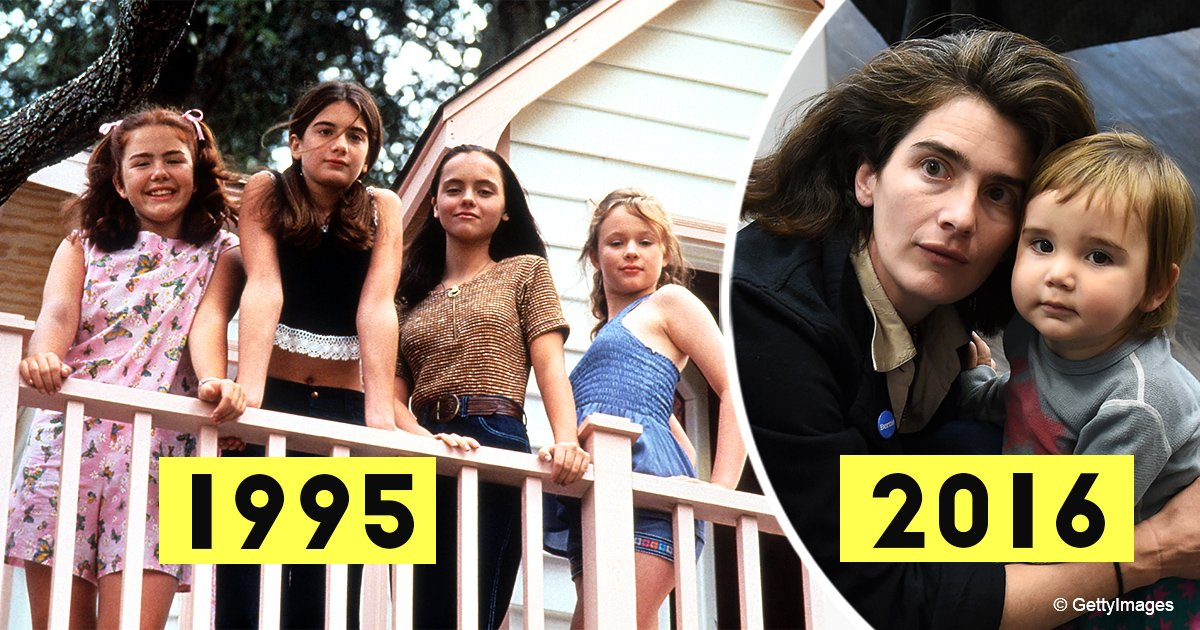Kids from 90s Movies Are Now Parents