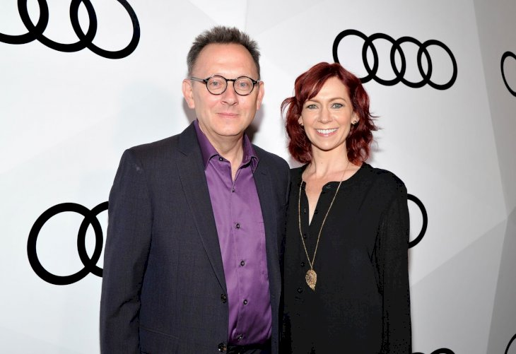 Carrie Preston and Michael Emerson/Photo:Getty Images