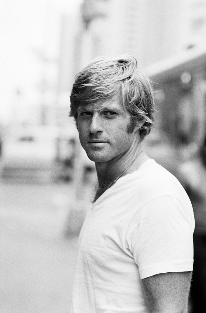 Image Credits: Getty Images / Art Zelin | Robert Redford filming Three Days of the Condor; circa 1970; New York.