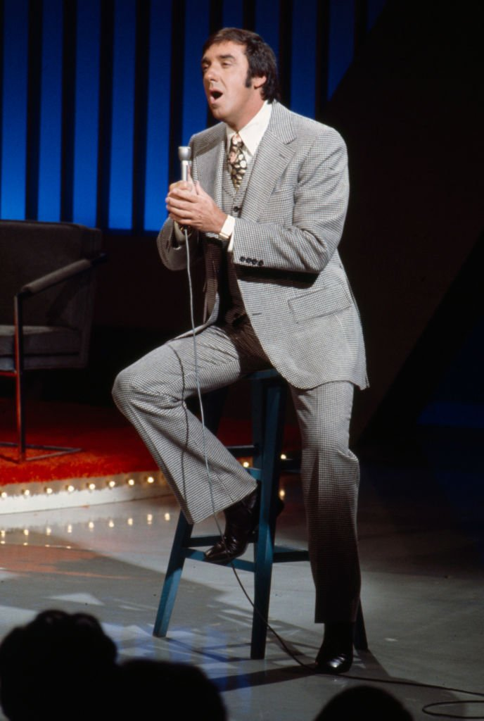 Image Source: Getty Images/Walt Disney Television Photo Archives| Jim Nabors performing on the ABC tv series 'Jack Paar Tonite'