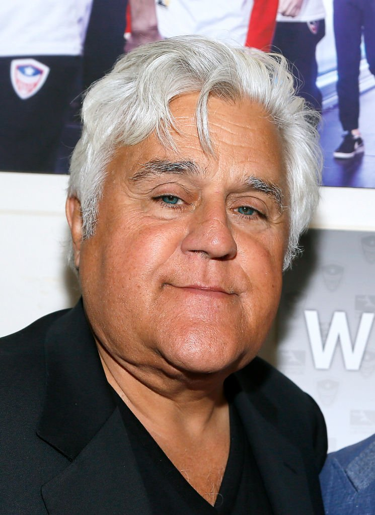 Jay Leno Image Source: Getty Images.