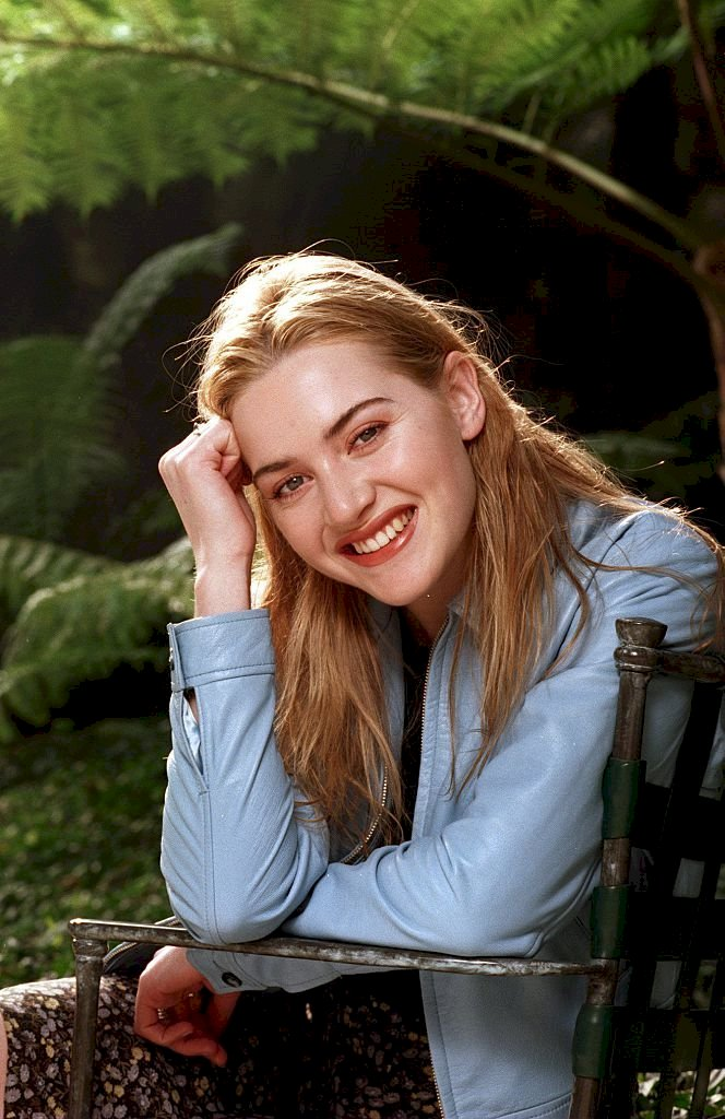 Image Credits: Getty Images / Ken Hively / Los Angeles Times | Kate Winslet in December 1995.