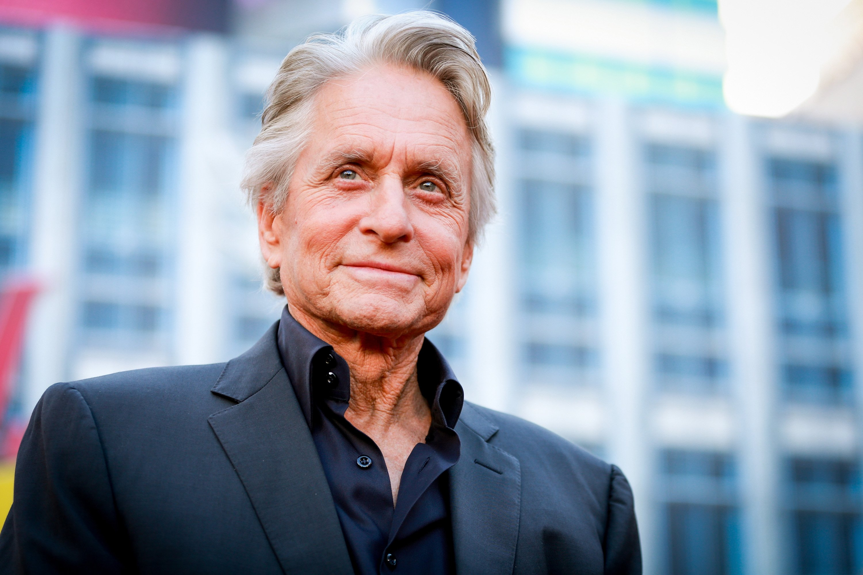 Image Credits: Getty Images / Rich Fury | Michael Douglas attends the premiere of Disney And Marvel's 'Ant-Man And The Wasp' on June 25, 2018 in Hollywood, California.