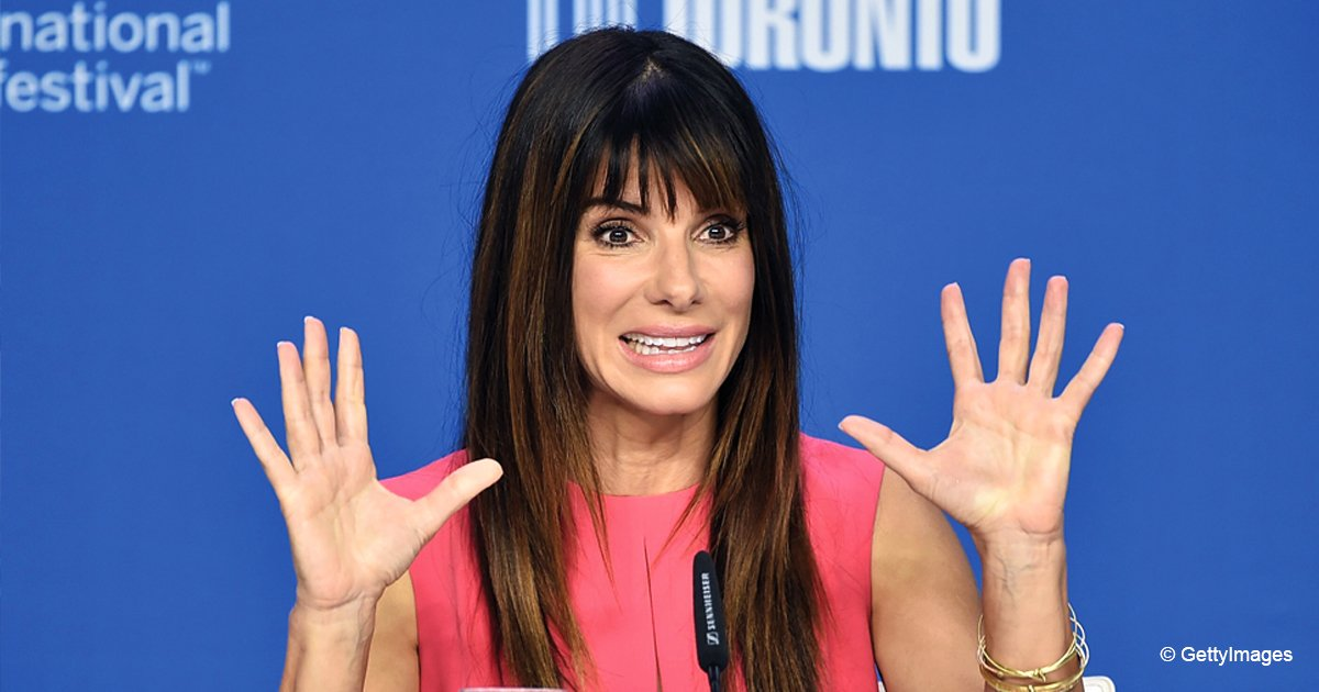 Meet Sandra Bullock's Adopted Son Louis She Calls Her '78-Year-Old Son'