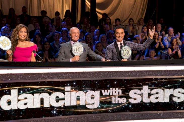 "Image Credit: Getty Images/Walt Disney Television via Getty Images/Eric McCandless | ABC's ""Dancing With the Stars"" - Season 27 - Week Seven"
