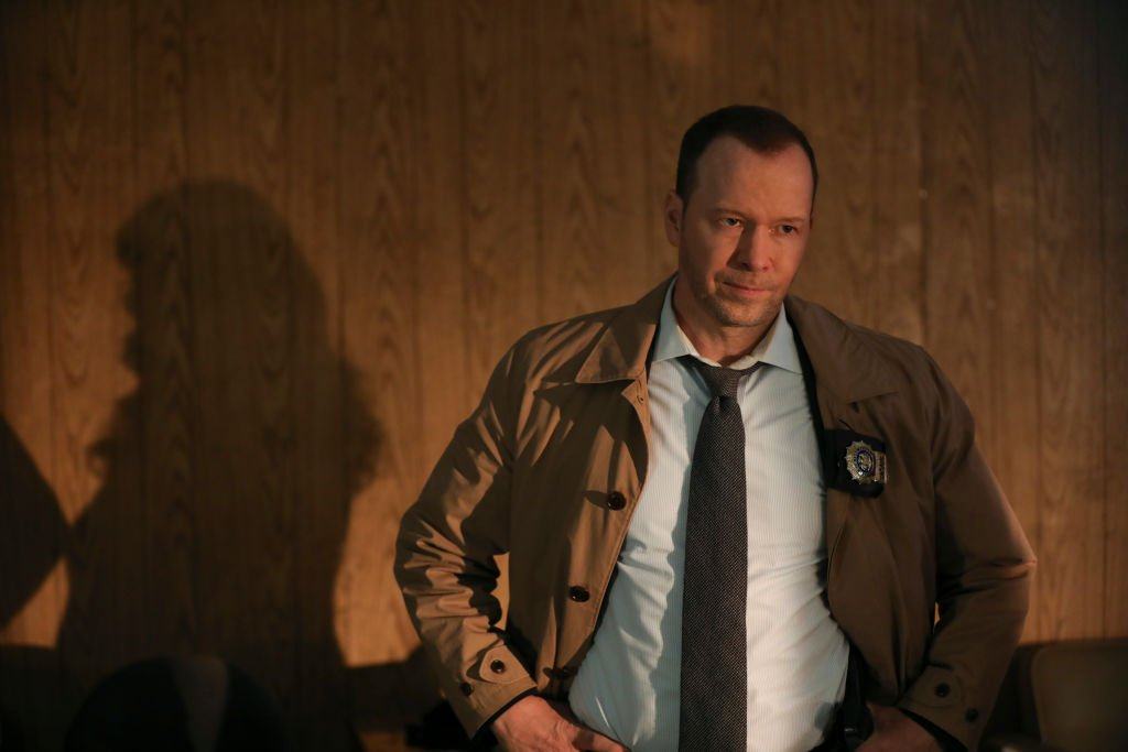 Image Credit: Getty Images/CBS via Getty Images/Craig Blankenhorn | Still of Donnie Wahlberg from Blue Bloods