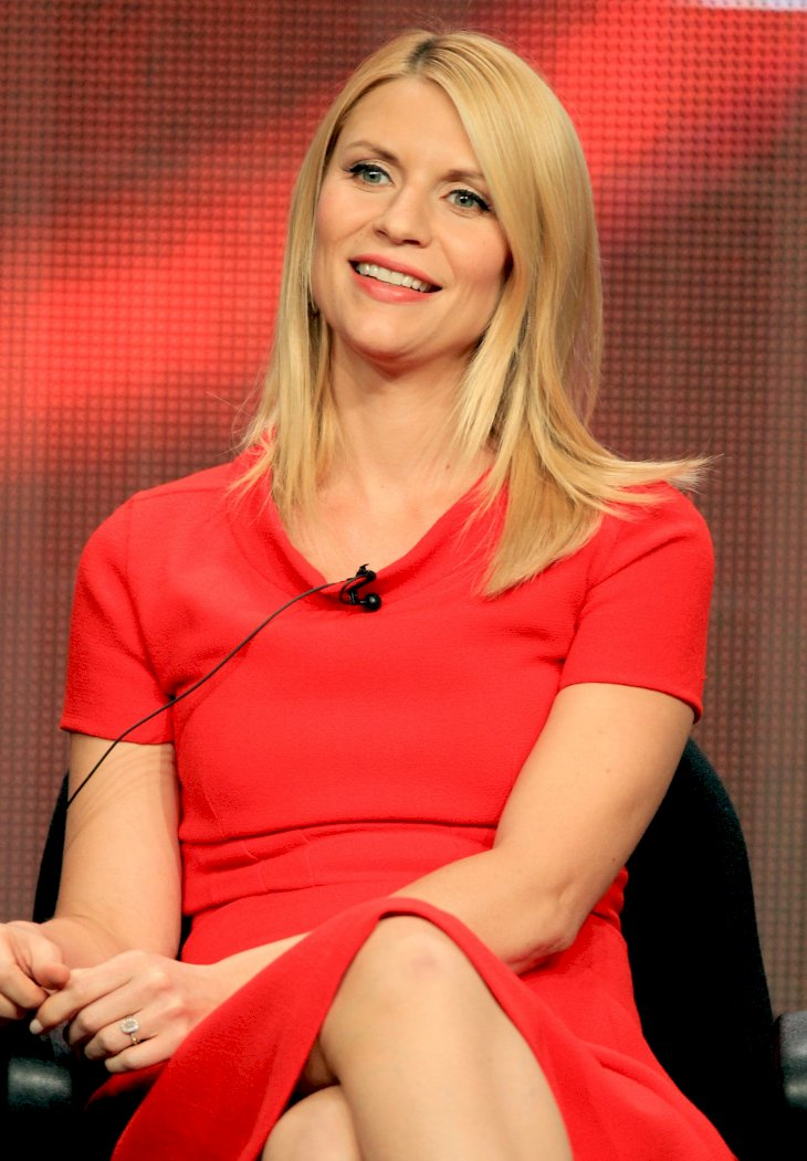 Image Credit: Getty Images / Claire Danes at an event.