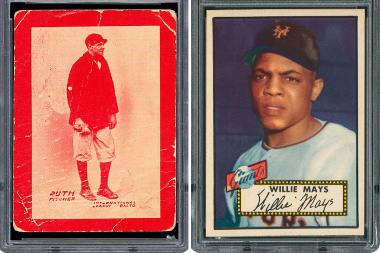 Amazingly Valuable Baseball Cards That Go For Big Money