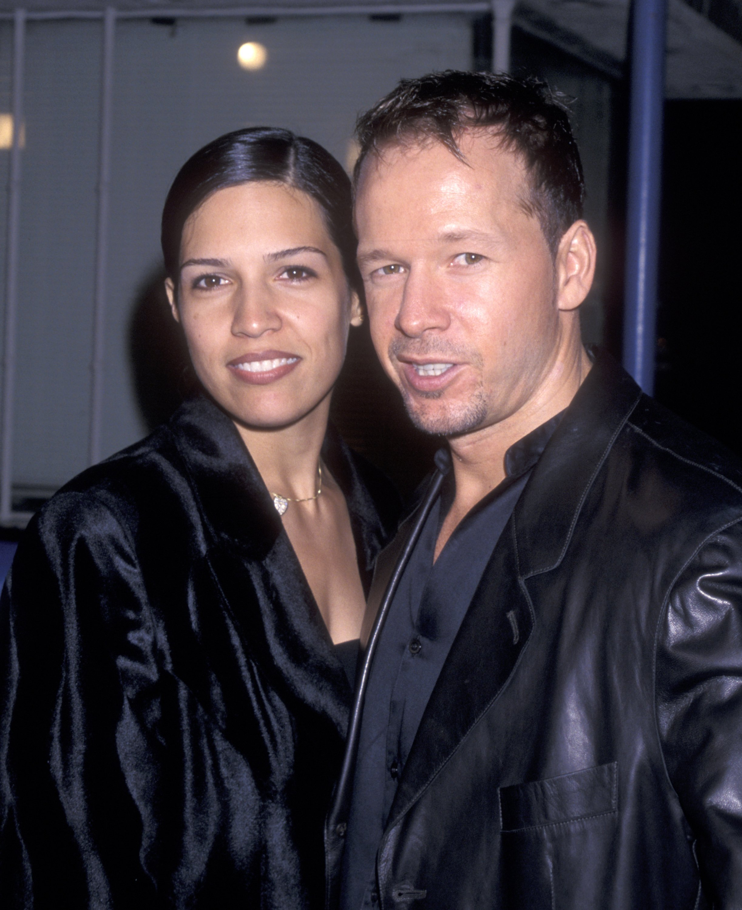 Image Credit: Getty Images/Ron Galella Collection via Getty Images/Ron Galella, Ltd | Wahlberg and his wife