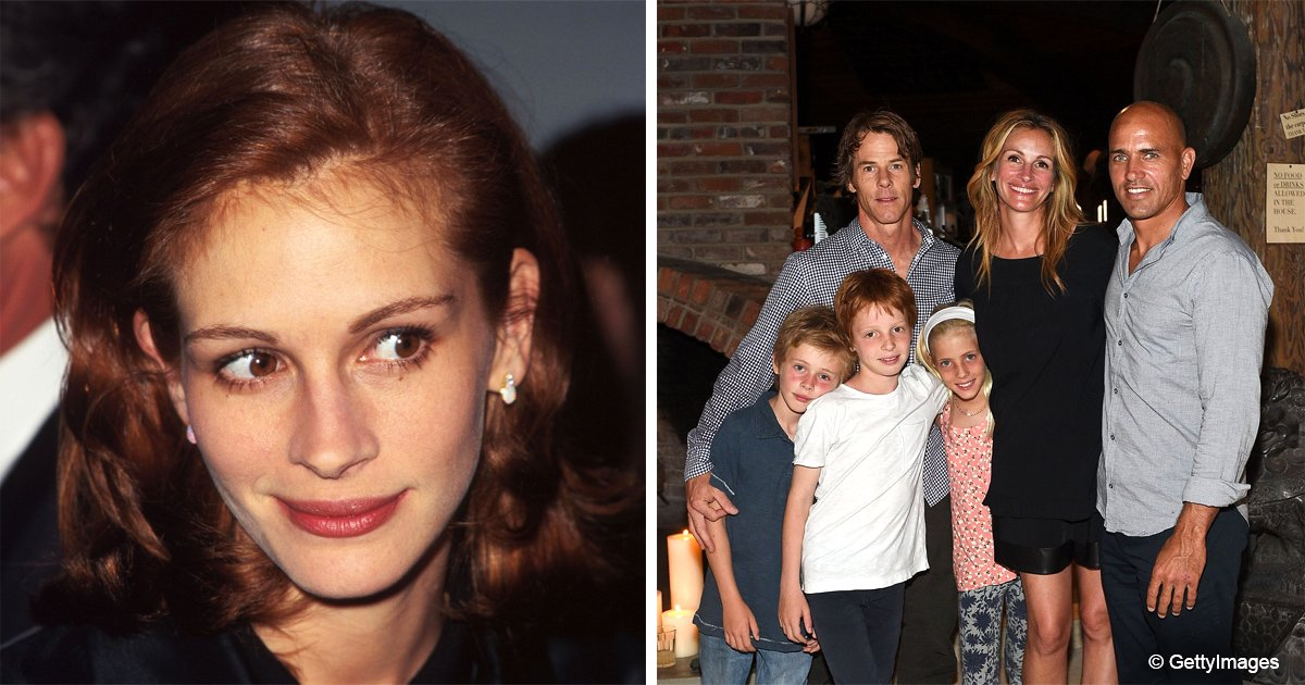 Meet Julia Roberts' Beautiful Family: Famous Husband and Three Rarely-Seen Kids