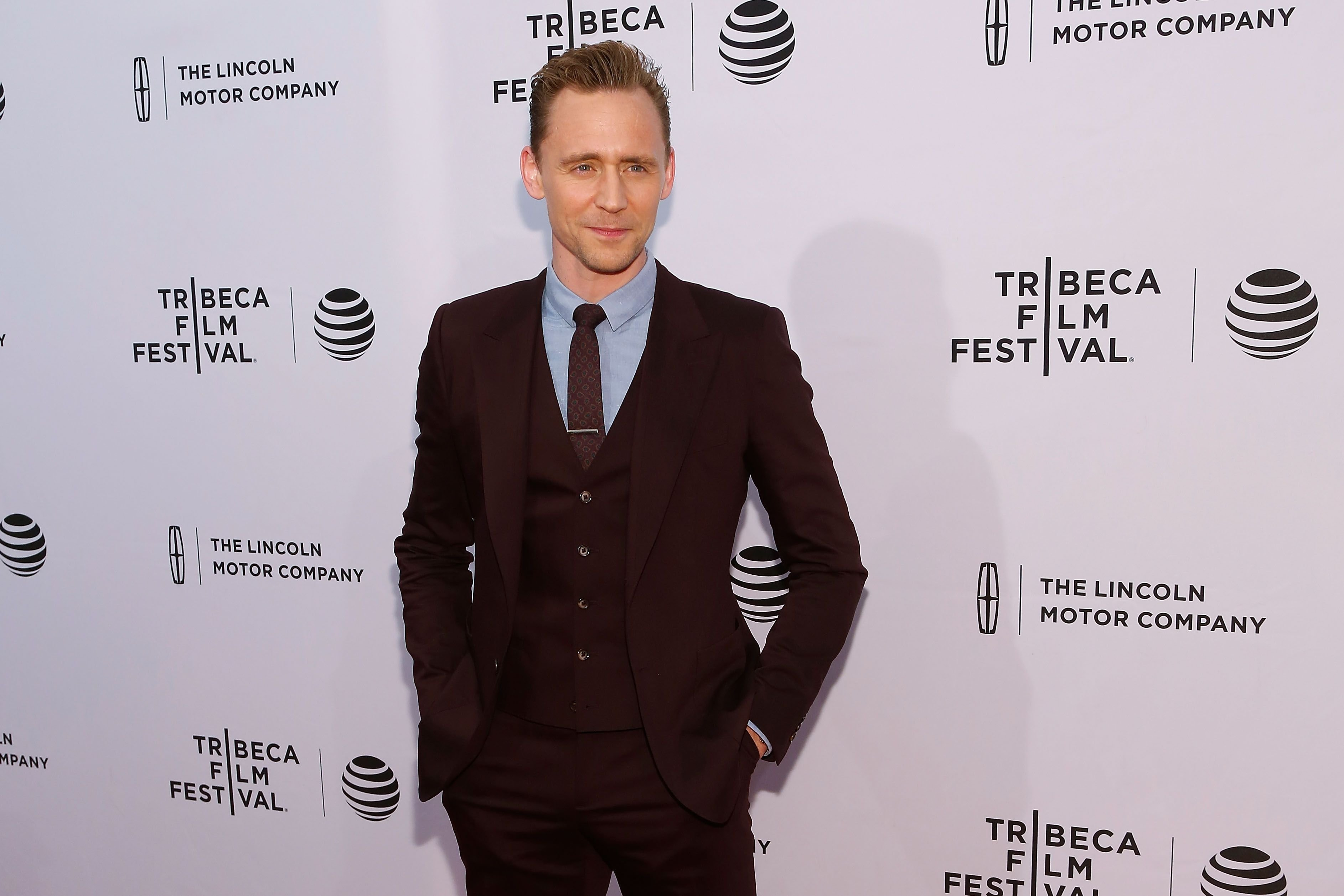 Tom Hiddleston/Photo:Getty Images