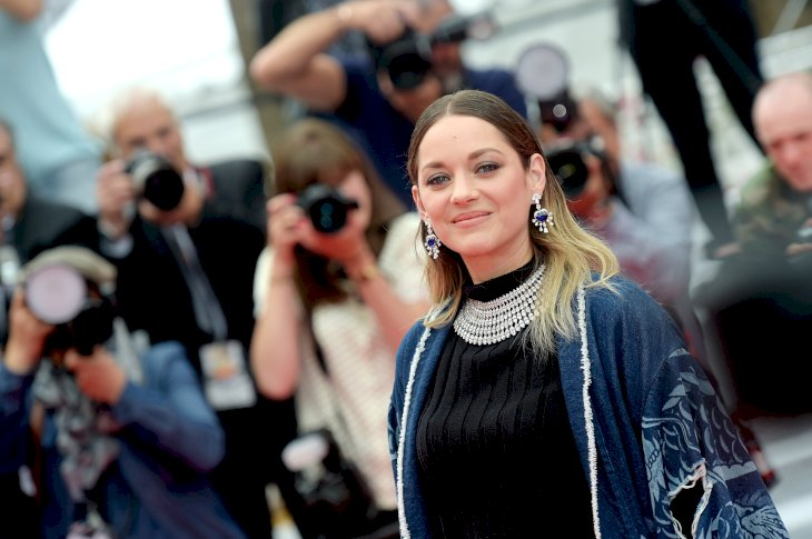 Image Credit: Getty Images / Marion Cotillard on the red carpet.