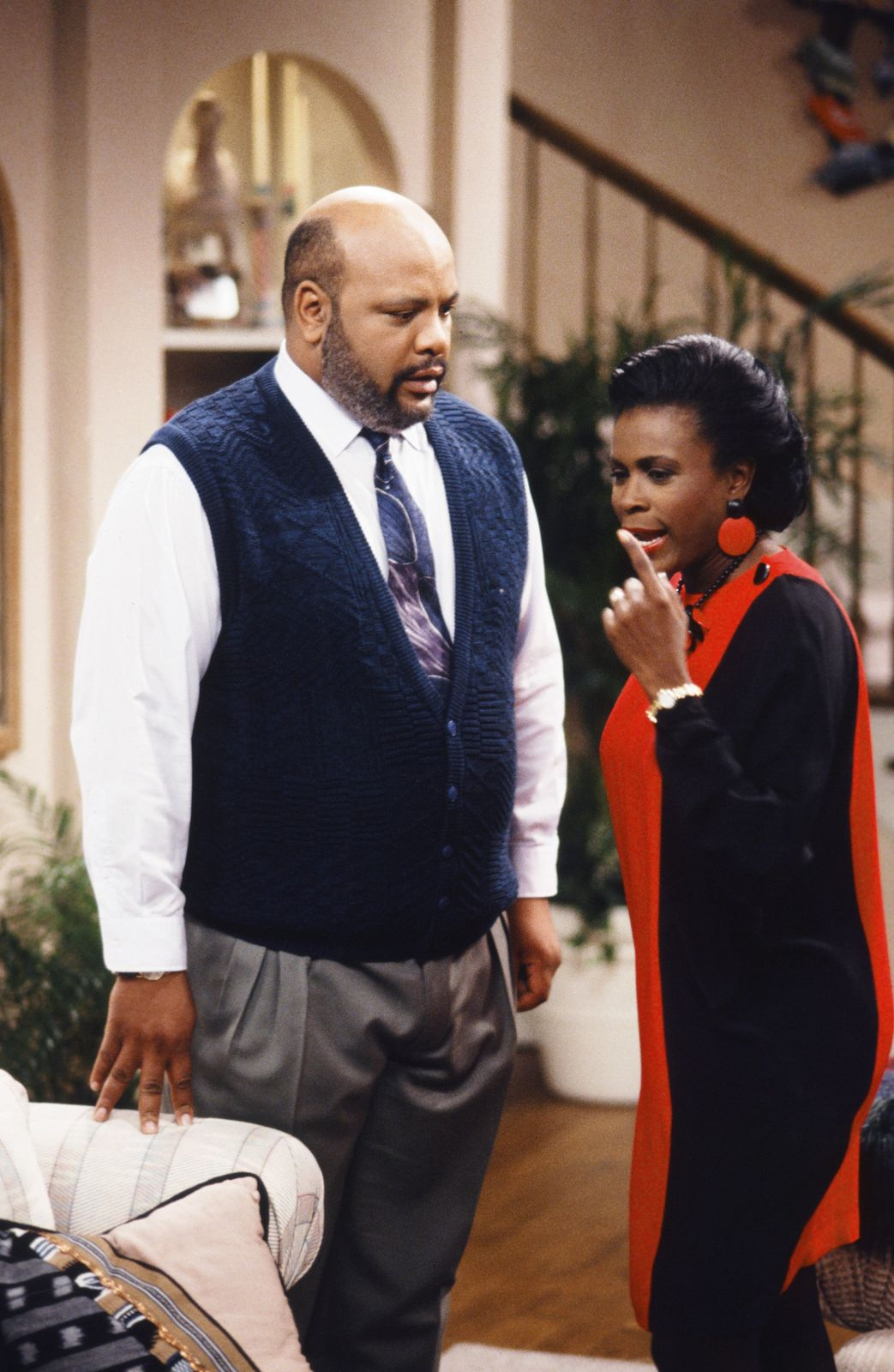 James Avery and Janet Hubert/Photo:Getty Images