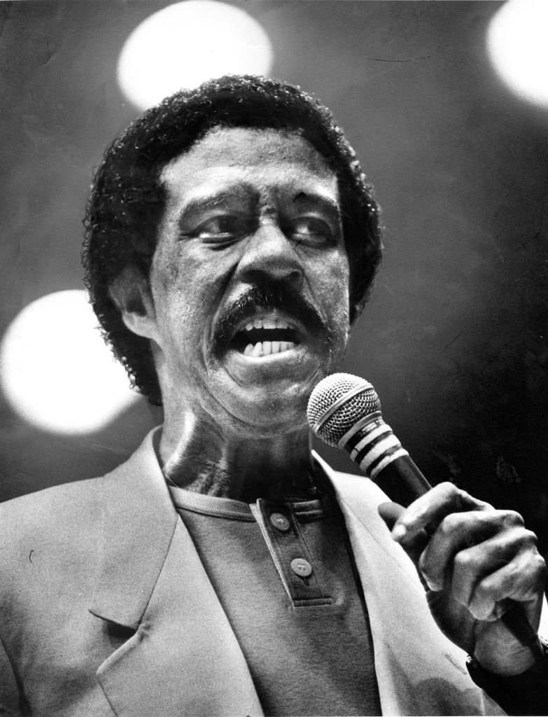 Image Credits: Getty Images / Steve Ringman/San Francisco Chronicle | Richard Pryor performing