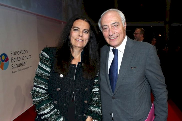 Image Credits: Getty Images / Bertrand Rindoff Petroff | Francoise Bettencourt Meyers and her husband Jean-Pierre Meyers.
