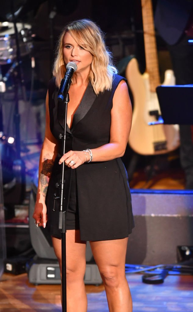 Image Credits: Getty Images | Miranda was not only a talented singer but a gifted songwriter