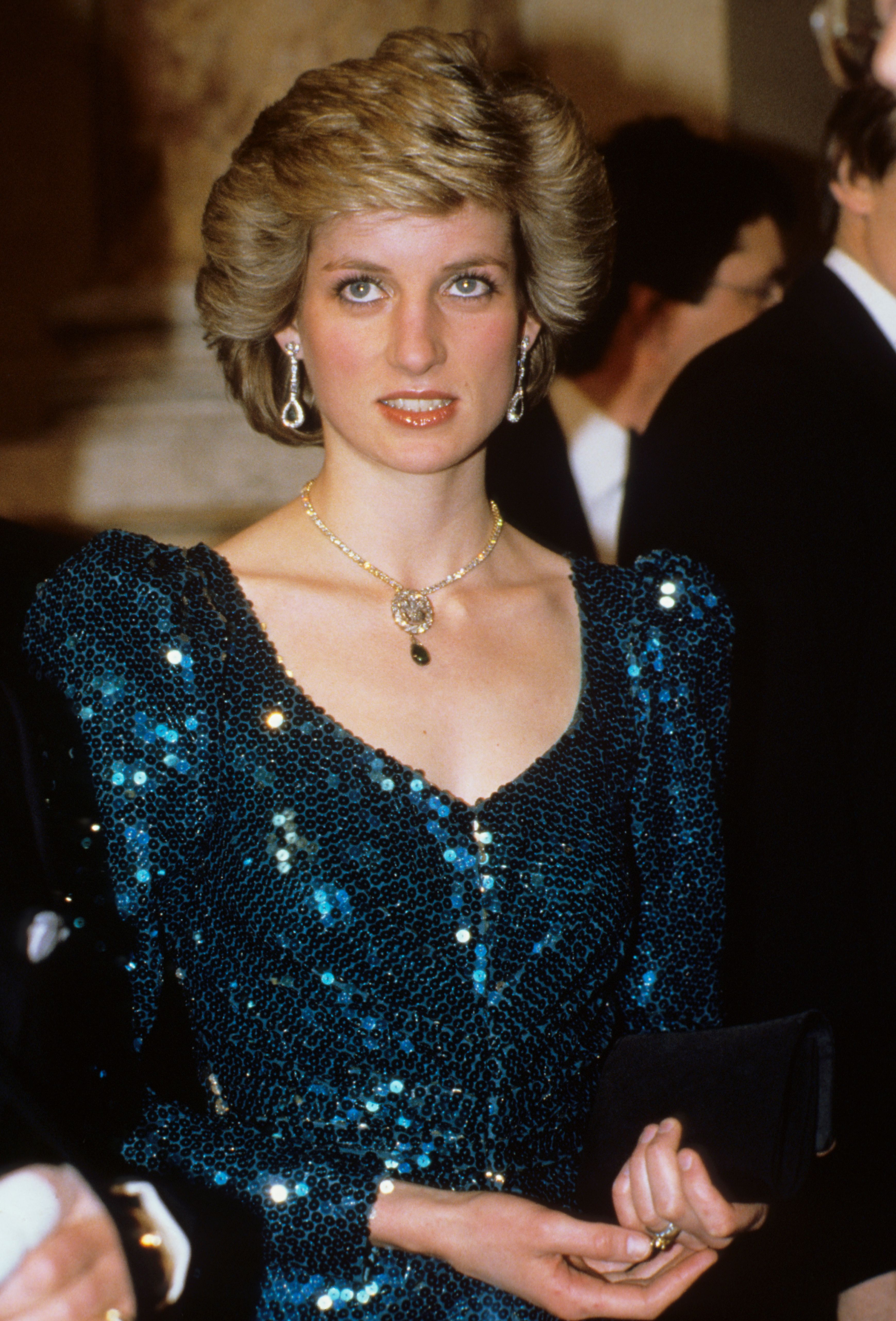 Princess Diana made a decision to separate herself from the royal family / Getty Images
