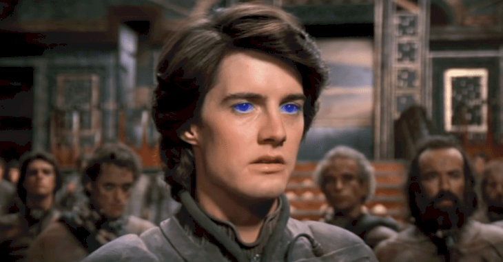 Image Source: YouTube/WatchMojo.com - Universal Pictures/Dune (1984)