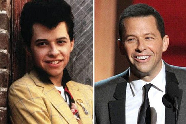 Image Credits: Getty Images | Jon Cryer is behind Duckie who played Andie's best friend