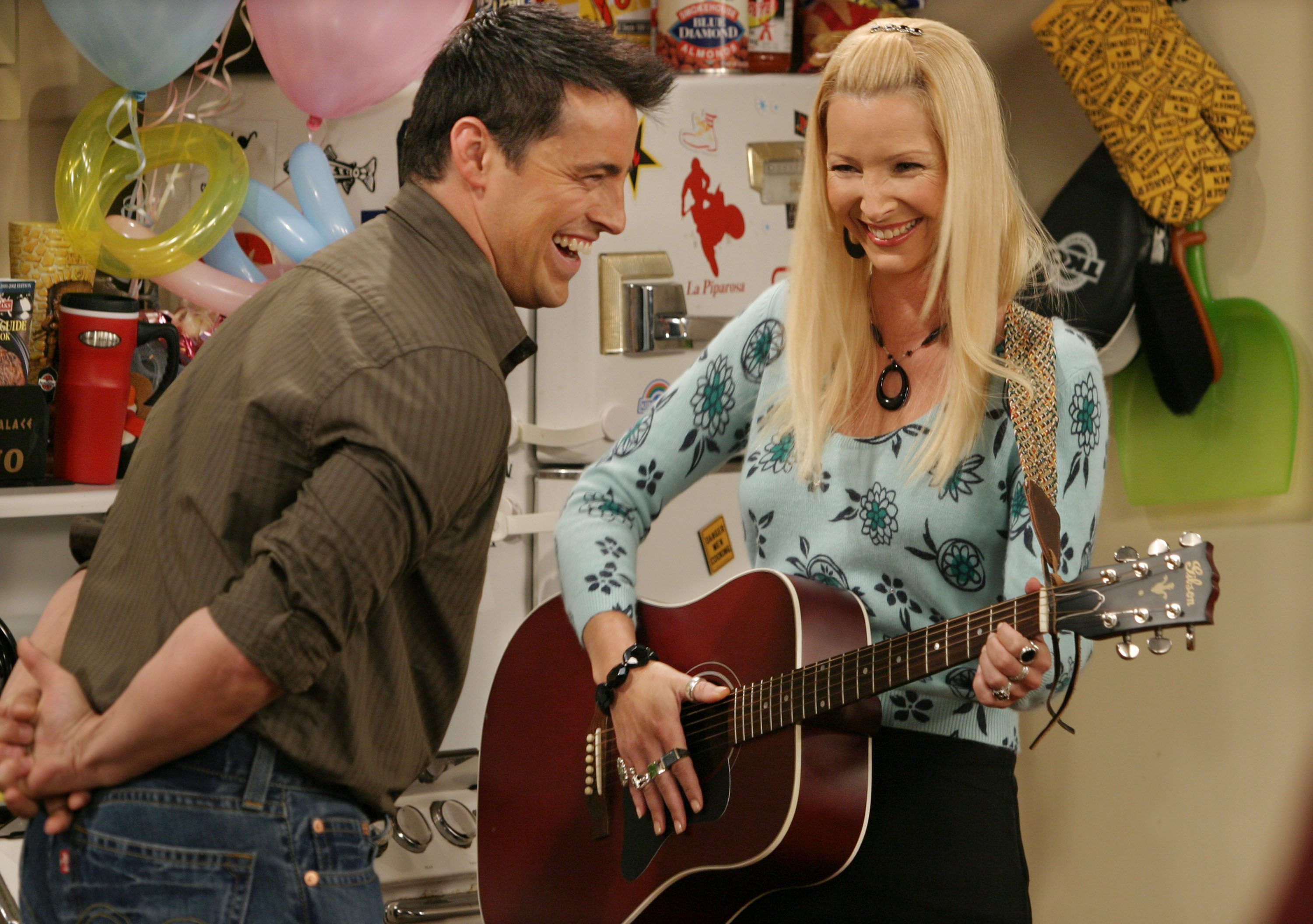 The songs of Lisa Kudrow's character, Phoebe, are still our favorite / Getty Images