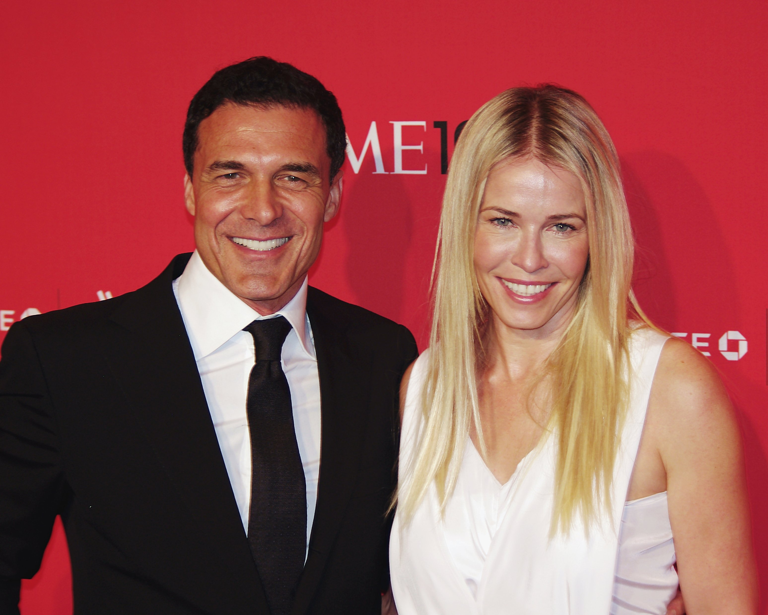 André Balazs with Chelsea Handler Image Source: Wikimedia Commons