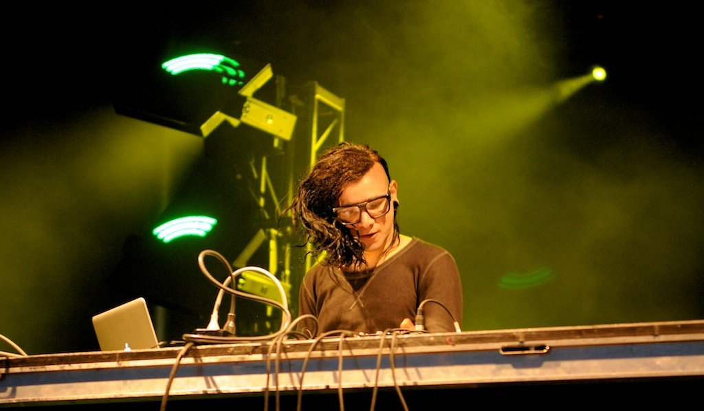 Skrillex Image Source: Wikimedia Commons