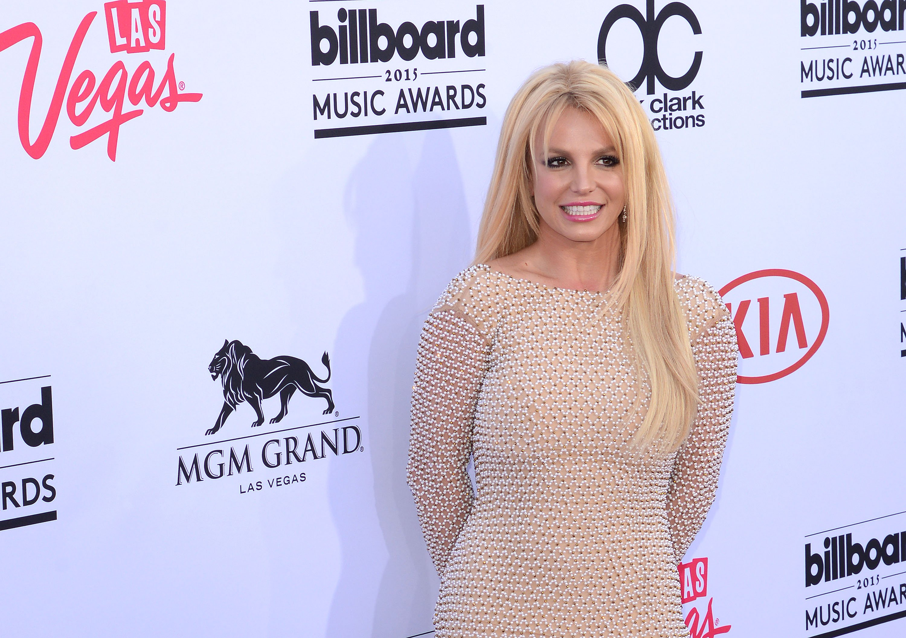 Image Source: Getty Images/C Flanigan | Spears attends The 2015 Billboard Music Awards