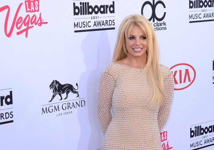 Image Credit: Getty Images / Britney Spears on the red carpet.
