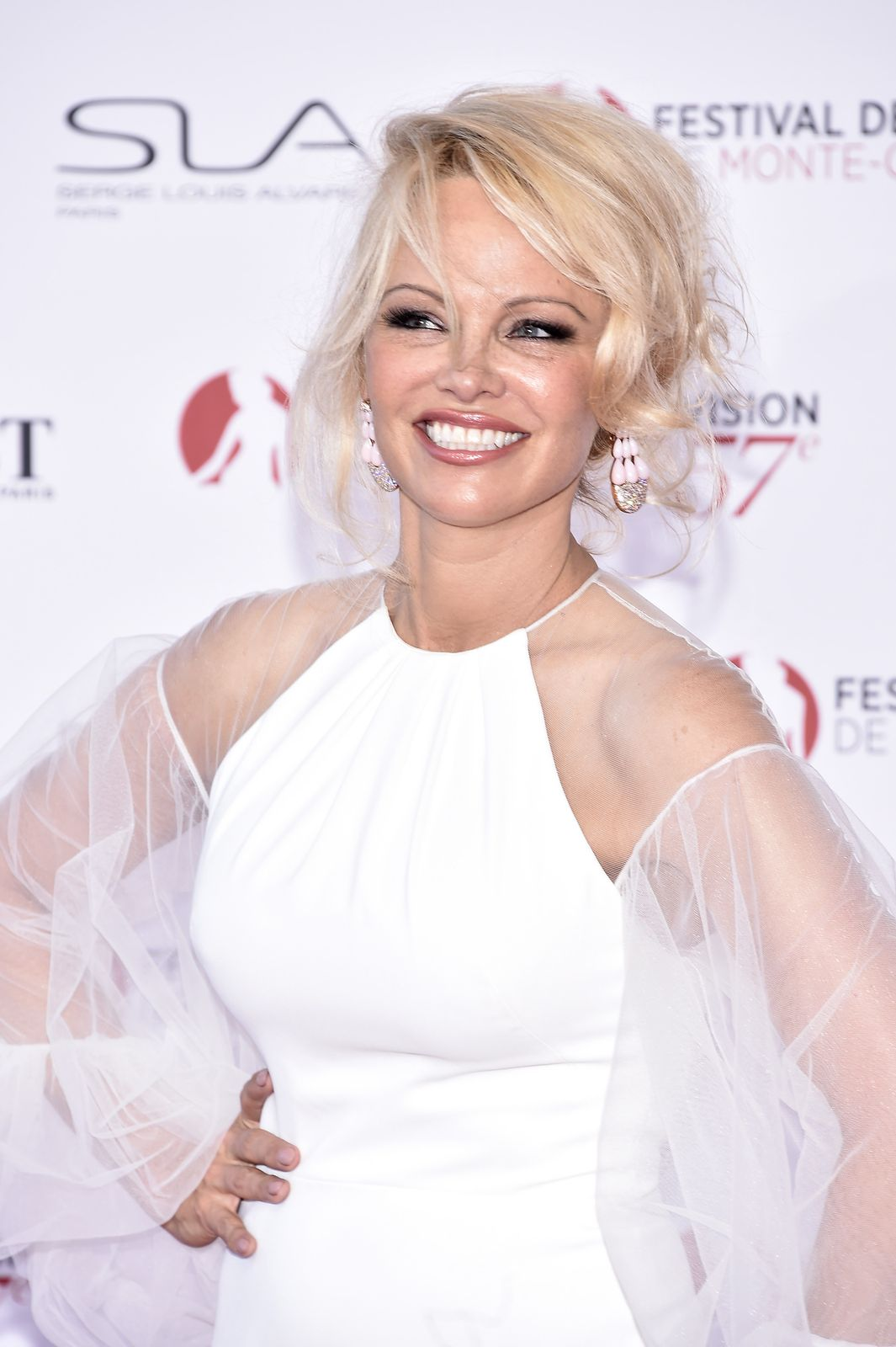 Pamela Anderson/Photo:Getty Images