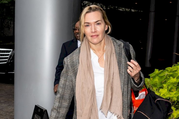 Image Credits: Getty Images / Gilbert Carrasquillo / GC Images | Kate Winslet in October 2019.