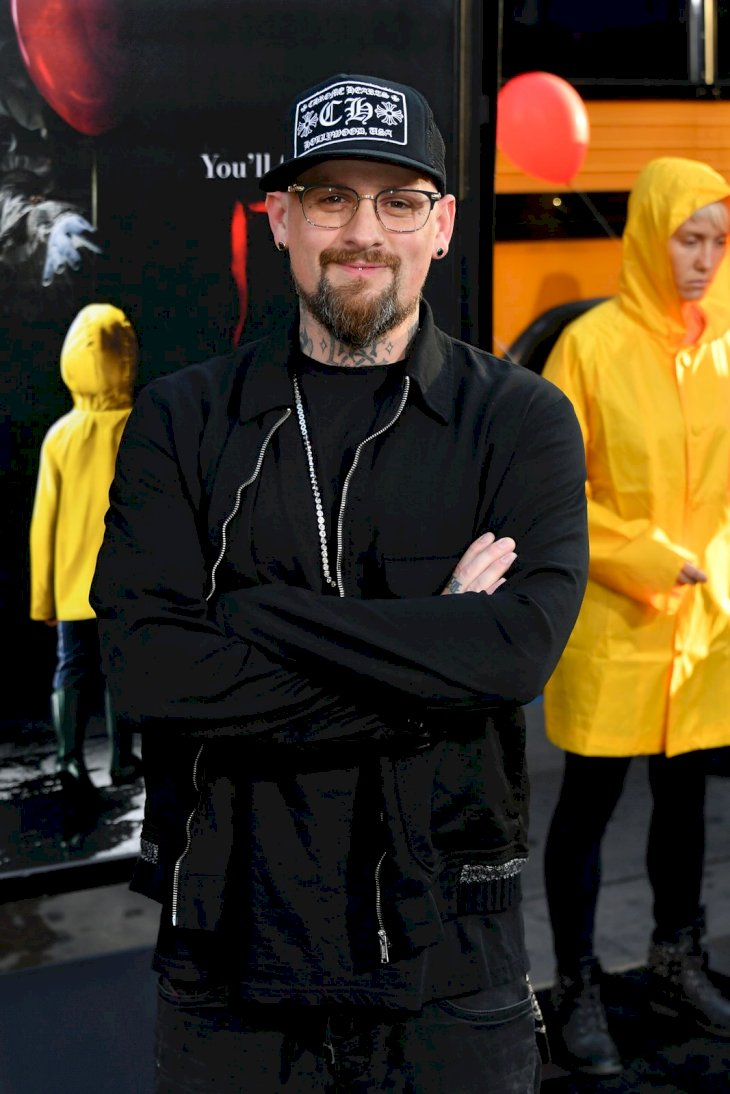Benji Madden/Photo:Getty Images