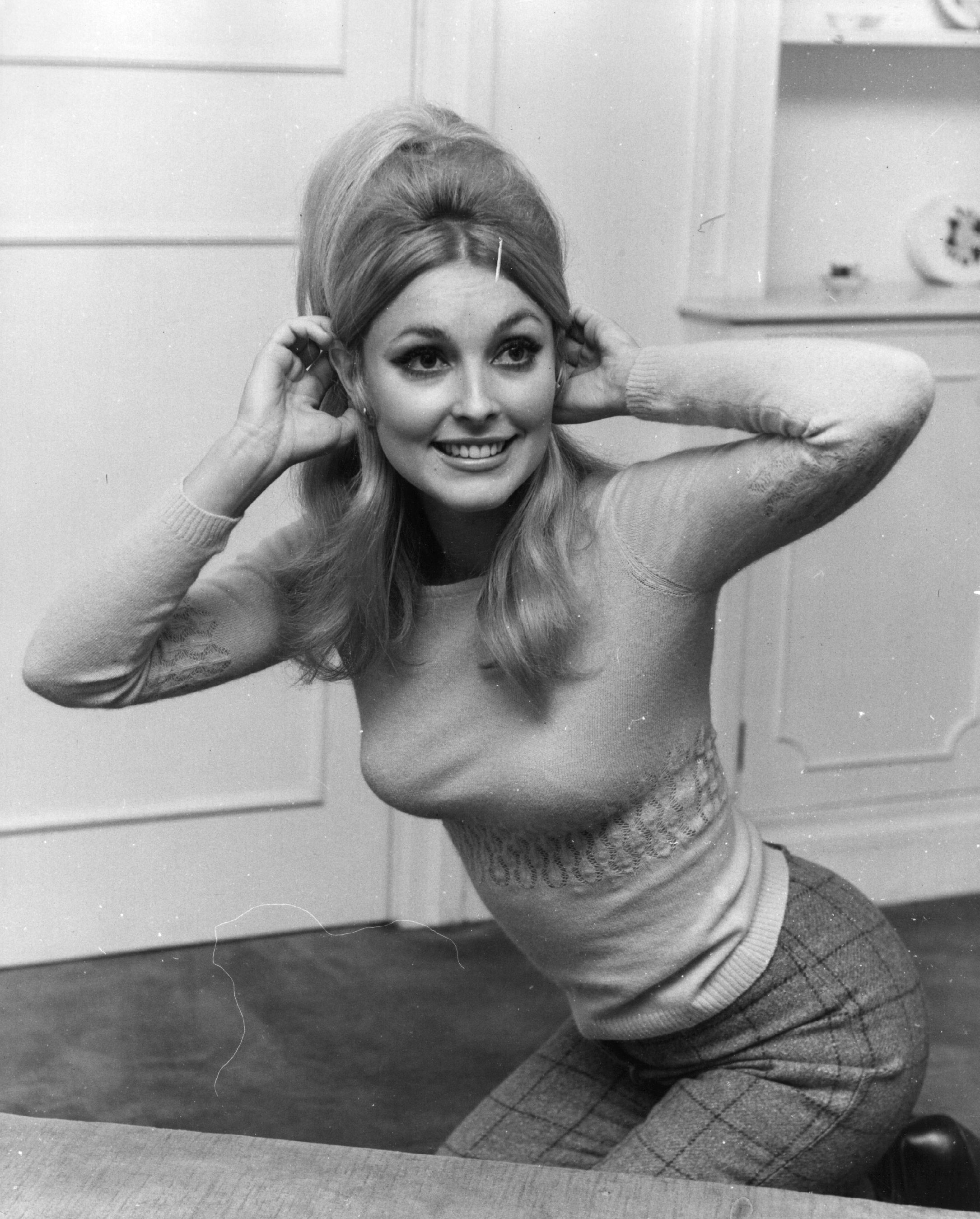 Image Source: Getty Images| Sharon Tate posing for the camera