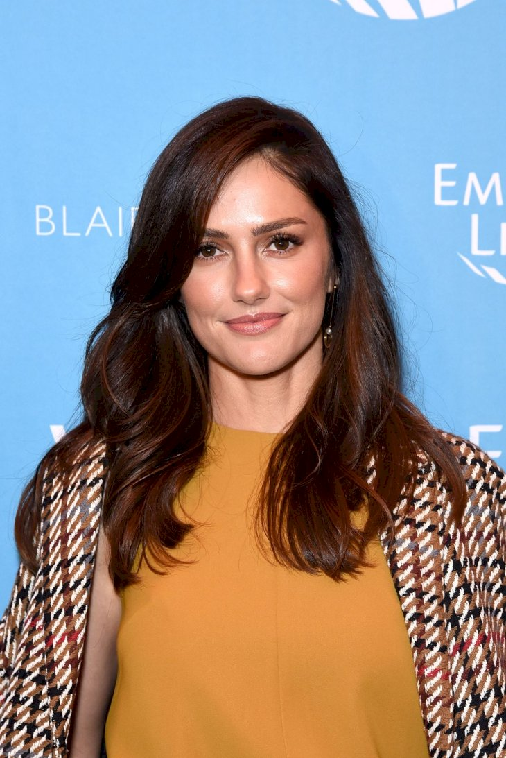 Minka Kelly/Photo:Getty Images