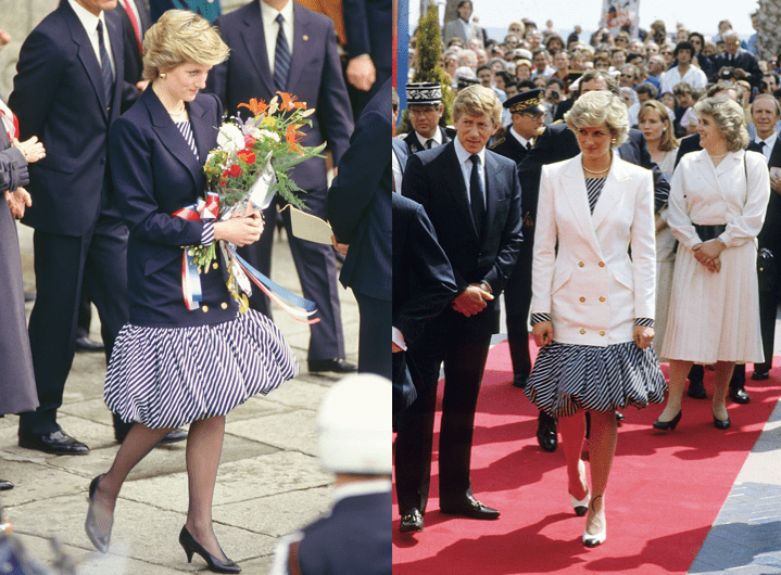 Image Credit: Getty Images/Julian Parker - Getty images/Anwar Hussein | The people's princess, Lady Diana is photographed by the press.