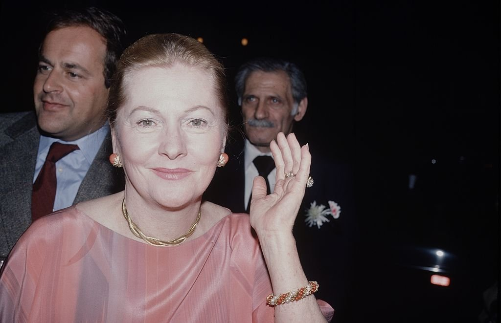Image Source: Getty Images/The LIFE Picture Collection/Joan smiling at a film event