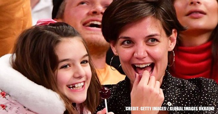 Suri Cruise has grown up so fast, as proved in new photos with Katie Holmes