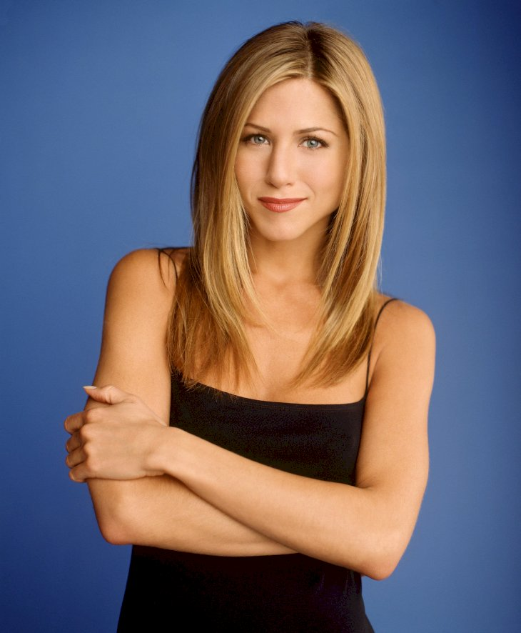 Image Credit: Getty Images/Warner Bros. Television | Portrait of Aniston for Warner Bros.