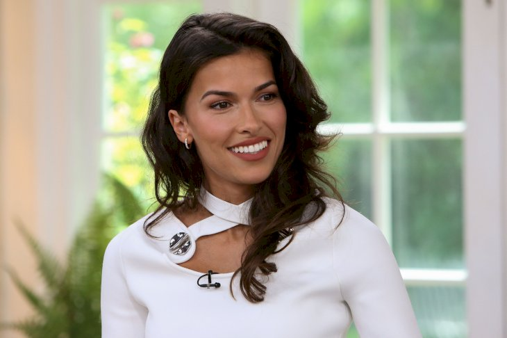 "Sofia Pernas visits Hallmark's ""Home & Family"" / Photo:Getty Images"