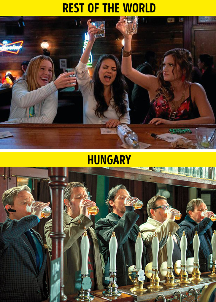 Image credits: STX Entertainment/Bad Moms - Universal Pictures/The World's End