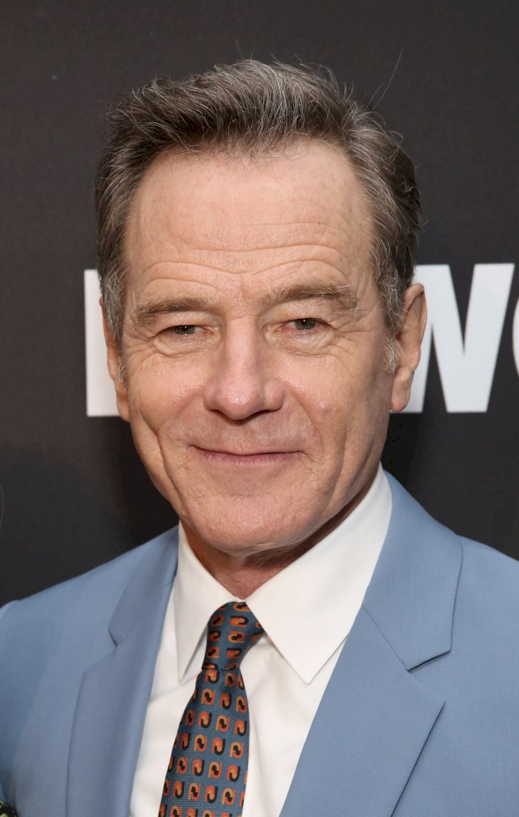 "Image Credits: Getty Images / Walter McBride | Bryan Cranston attends the Broadway Opening Night After Party for ""Network"" at Jack's Studios on December 6, 2018 in New York City."