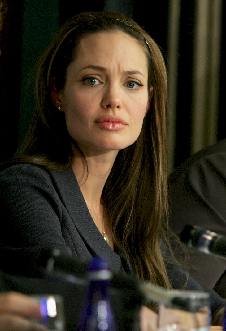 Image Credits: Getty Images / Mark Mainz | Angelina Jolie is a Gemini.