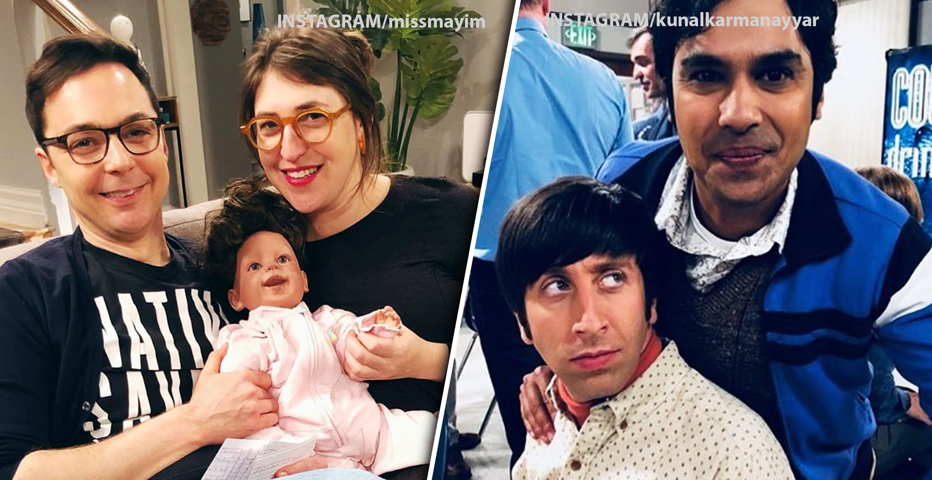 The Big Bang Theory: Relationships They Have In Real Life