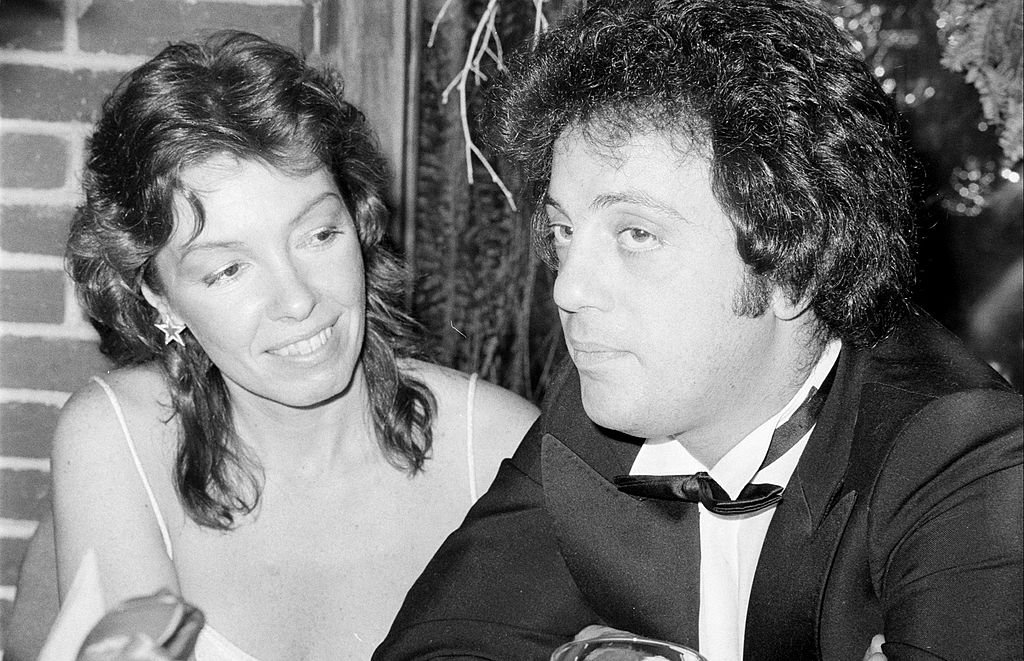 Image Credits: Getty Images / The LIFE Picture Collection | Billy Joel and wife Elizabeth Weber.