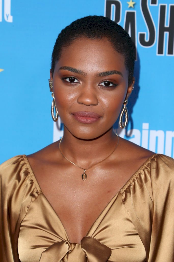 Image Credit: Getty Images/FilmMagic/Joe Scarnici | China Anne McClain arrives at the Entertainment Weekly Comic-Con Celebration 2019