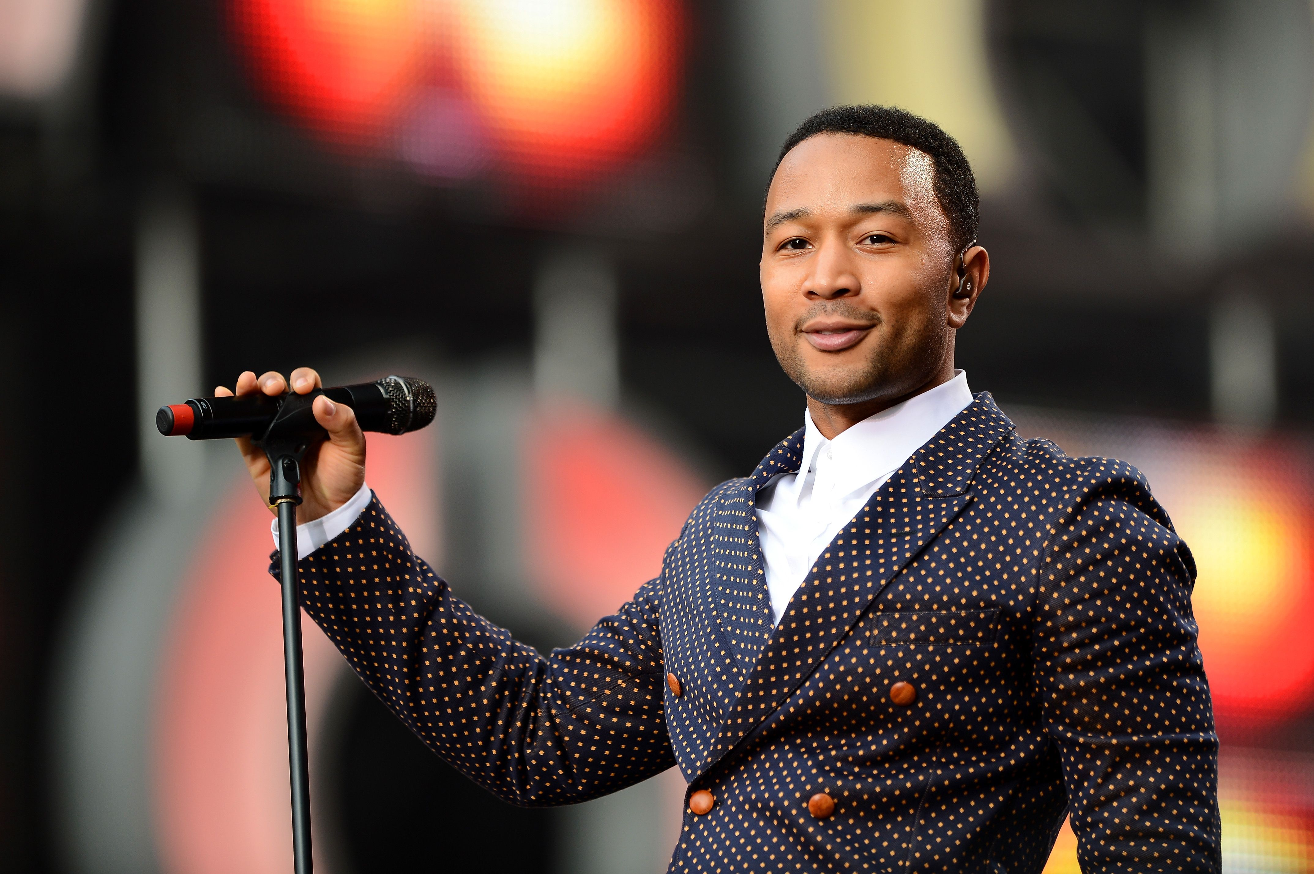 John Legend had at least 4 casual relationships before meeting his wife / Getty Images
