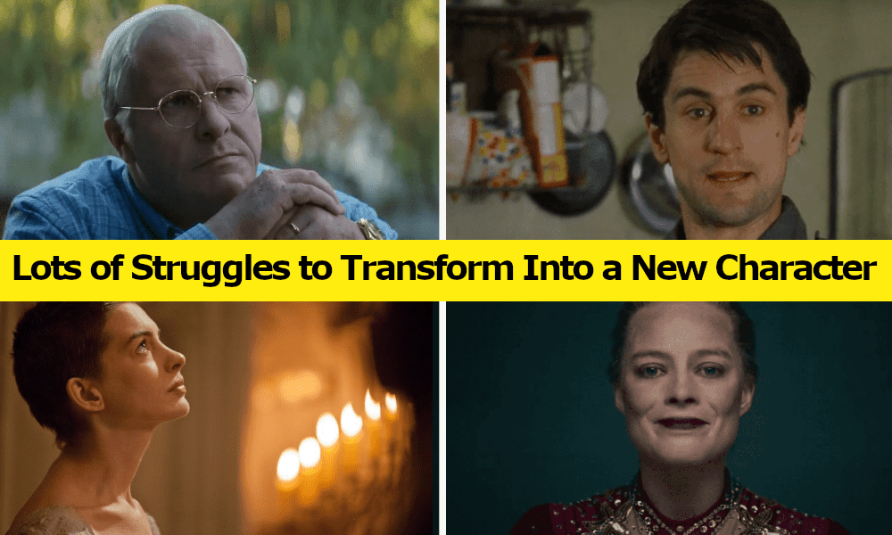 Image Credit: Annapurna Pictures/Vice;  Neon/I, Tonya; Sony Pictures Home Entertainment/Taxi Driver; Universal Pictures/Les Miserables