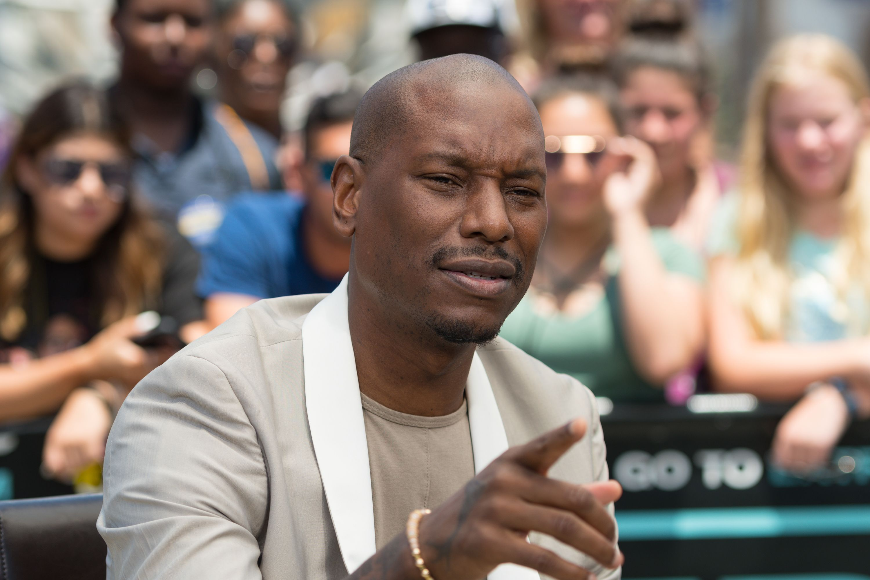 Tyrese Gibson said he wouldn't star in the 9th movie of the franchise if The Rock was in it / Getty Images