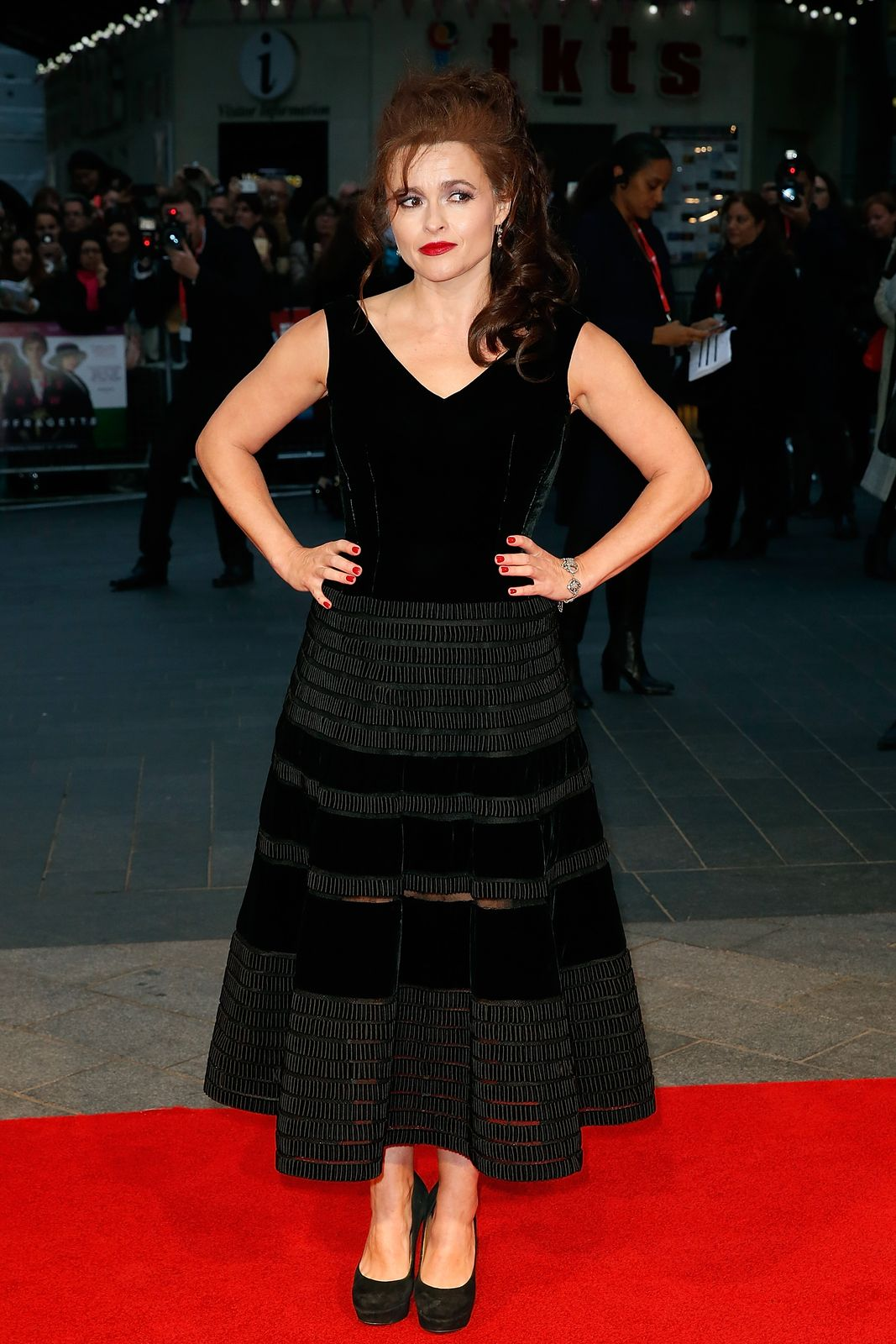 Helena Bonham Carter/Photo:Getty Images