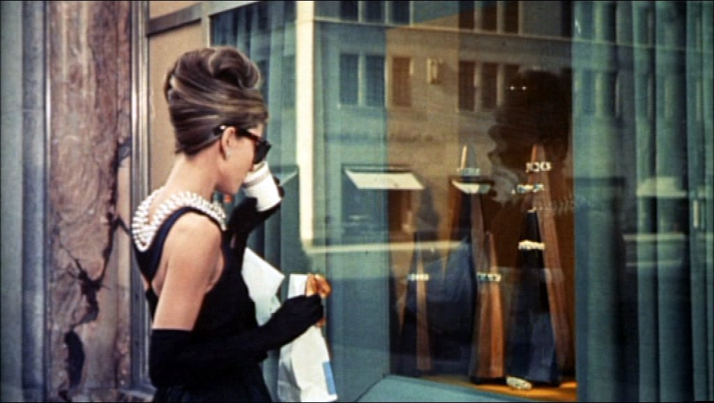 Image Source: Wikimedia Commons/Public Domain/Breakfast at Tiffany's/Paramount Pictures